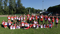 Saisonfinale beim SCL Heel Baden-Baden - Grandioses 800 Meter-Rennen von Lucy Bader
