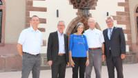 Große Geschichte der jüdischen Familie Wertheimer – Besuch der Enkel in Bühl