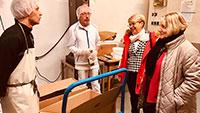 """Besuch aus Berlin beim """"Aspichhof"""" – SPD-Bundestagsabgeordneten Gabriele Katzmarek und Katja Mast besuchten Inklusionsbetrieb – """"Jeder Mensch hat Talente"""""""