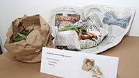 """Kampagne von Abfallwirtschaftsbetrieb – """"In die Biotonne darf nur Bio!"""""""