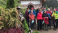 """SCL Heel Baden-Baden und seine Wandertruppe – """"Eine Wanderung wie durch den tropischen Regenwald"""""""