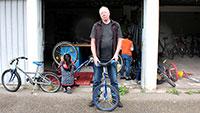"""""""Französisch oder Arabisch wäre ideal"""" – Flüchtlinge benötigen Hilfe für Fahrradwerkstatt"""