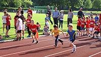 Wer ist der Schnellste in der ganzen Stadt? - Gold-, Silber- und Bronzemedaillen beim Heel Speedy Cup