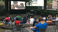 Doch Open-Air in Corona-Zeiten – Jugendkinos in Baden-Baden – Morgen geht's weiter