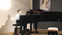 Ludwig van Beethoven und Frédéric Chopin beim Schülerkonzert – Viele Besucher bei Talenten in Clara-Schumann Musikschule