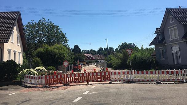"""Langzeit-Baustelle in Haueneberstein – """"Sanierung kommt gut voran"""""""