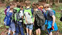 Kleine Indianer in Haueneberstein – Spannende Ausflüge bei Erlebniswoche