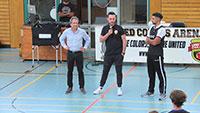"""United Colours in Baden-Baden – Interkulturelle Wochen mit """"Basketball ohne Grenzen"""""""