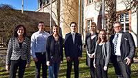 Hoffnung auf Nachwuchskräfte im Baden-Badener Rathaus – Fünfmal Bachelor im Rathaus