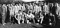 Fußball in Baden-Baden - Karl Reinbothe und Klaus Hepp referieren zu den großen Zeiten des Baden-Badener Fußballs