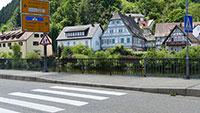 Geschwindigkeitsreduzierungen in Gernsbacher Altstadt – Verkehrsschau zu Optimierung der Verkehrssicherheit