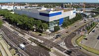 """54. IKEA-Einrichtungshaus in Deutschland eröffnet am 24. September in Karlsruhe – """"Öffentliche Erschließung weitgehend fertiggestellt"""""""