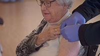 Impfstart in Karlsruhe – Bürgermeisterin Lisbach bittet um Geduld