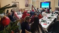 """Internationales Weihnachtsfest im Rossi-Haus – """"Dieses Fest zeigt einmal mehr, dass in Rastatt Vielfalt gelebt wird"""""""