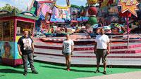 """Vorfreude auf drei kleine Herbstmessen – """"Pop-Up Freizeitparks"""" – Angelo Mai: """"Auf Mithilfe und Unterstützung der Leute angewiesen"""""""