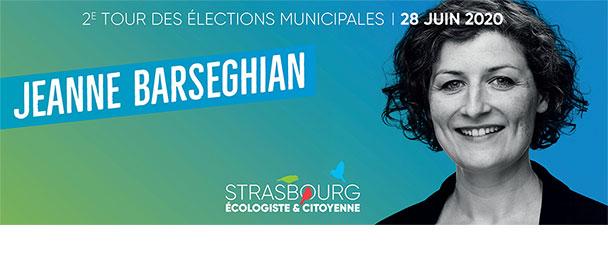 Strasbourg wird grün – Politischer Erdrutsch in Frankreich – Designierte grüne Oberbürgermeister heißt Jeanne Barseghian