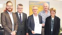 In Bühl bleibt alles beim Alten – Wolfgang Jokerst in Amt eingeführt