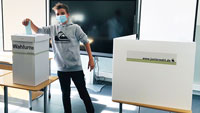Juniorwahlen zur Bundestagswahl im Markgraf-Ludwig-Gymnasium – Landes- und bundesweites Gesamtergebnis am Wahlsonntag