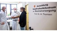 """Stationäre Operationen im Klinikum Mittelbaden wieder möglich – """"Seit vier Wochen im kontinuierlicher Rückgang an COVID 19-Patienten"""""""