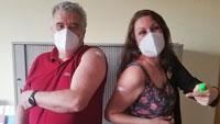 Impfaktionen in Pflegeheimen des Klinikums Mittelbaden – 244 Menschen geimpft