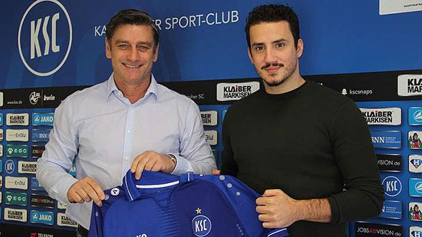 Türkischer Nationalspieler kommt zum KSC - Sercan Sararer zuletzt vereinslos