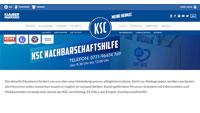 KSC-Fanclubs machen sich beliebt – Aktion Nachbarschaftshilfe in der Corona-Krise