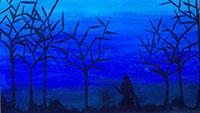 """""""Kunsttherapeutisches Malen ermöglicht es, Gefühle und Ängste darzustellen – Therapie für Frauen mit Flucht- und Migrationshintergrund"""