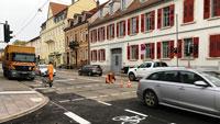 Durchatmen in Rastatter Einkaufsstraße - Obere Kaiserstraße wieder freigegeben