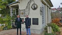 """Katz´scher Garten nun im Eigentum der Stadt Gernsbach – Insolvenzverwalter Minuth: """"Meilenstein für die Entwicklung des Geländes"""""""