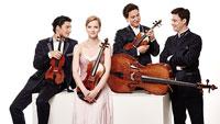 """Drei Brüder und eine Bratschistin – Das Schumann Quartett spielt Mozarts """"Hoffmeister-Quartett"""" und Smetanas """"Aus meinem Leben"""""""