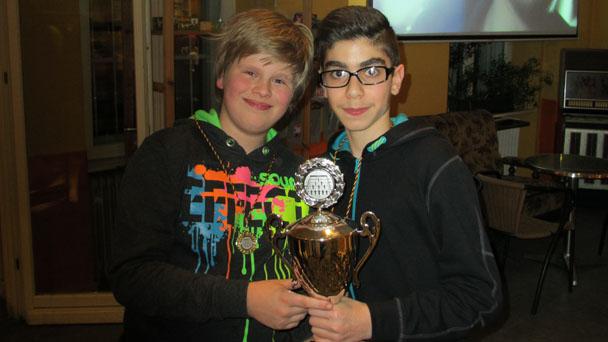 Team Smooth holt Kicker-Pokal für Realschule - Endspiel-Sieg gegen Kloster vom Heiligen Grab