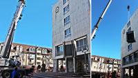 Zu heiß im Gaggenauer Rathaus – Abkühlung mit Klimaanlage kostet 151.000 Euro