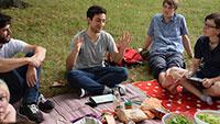 """Grünes """"Klima-Picknick"""" im Rastatter Schlosspark – """"Rastatt hat den Klimaschutz verschlafen"""""""