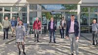 """Sinzheim nimmt Klimaschutz in Fokus – Bürgermeister Ernst: """"In der derzeitigen Lage ist Klimaschutz ein wenig in den Hintergrund getreten"""""""