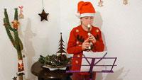 """""""O du Fröhliche"""" aus Rastatt – An jedem Tag ein Weihnachtslied – """"Klingenden Adventskalender"""""""