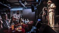 """Livekonzerte mit Musik von Willy deVille in Gaggenauer klag-Bühne – Vier Musiker """"nähern sich DeVilles Werk mit höchstem Respekt und großer Hingabe"""""""