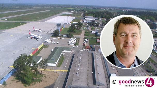 Interview mit Flughafen-Chef Uwe Kotzan – Ab Juni tägliche Verbindungen von Baden-Baden mit Ryanair, Wizz Air, Corendon, pobeda, Eurowings