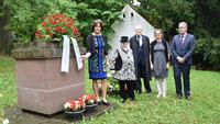 80. Jahrestag des deutschen Überfalls auf Sowjetunion – OB Mergen auf dem Ehrenfriedhof in Lichtental