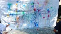 Nicht immer nur Smartphone und in WhatsApp chatten - Kreativ-Woche in der Jube mit Skulpturen und Trickfilm
