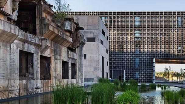 Baden-Badener Architekturdialog im Museum Frieder Burda - Architekt Dietmar Eberle zu Gast