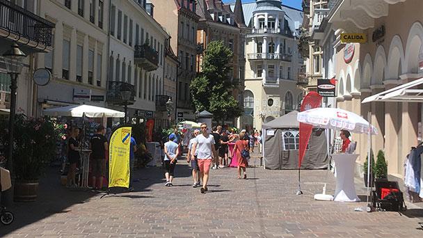 """""""Lange Straße des Ehrenamts"""" wegen Corona nur im kleinen Rahmen – Gleichzeitig kostenloser Radcheck"""