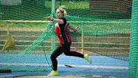 Lea Braunagel gelingt Revanche – SCL-Heel-Athletin siegt beim Diskus-Gipfel im Aumatt-Stadion