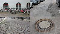 """Leserbrief """"Meine Meinung"""" – Fahrräder an der Oos tatsächlich erwünscht? – """"Münster, Hamburg, Berlin, nicht zuletzt Karlsruhe, haben das Straßenbild umgestaltet"""""""