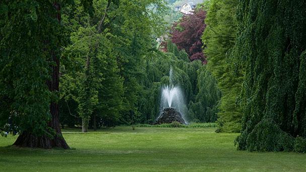 Stadtverwaltung wartet auf Entscheidung des Welterbekomitees – Geschichtsfakten zu Parks, Gärten und malerischen Naturkulisse Baden-Badens