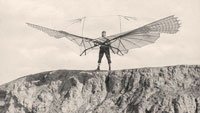 """Vortrag im Museum LA8 – """"Lilienthal im Windkanal: konnte Otto Lilienthal richtige Flugzeuge bauen?"""""""