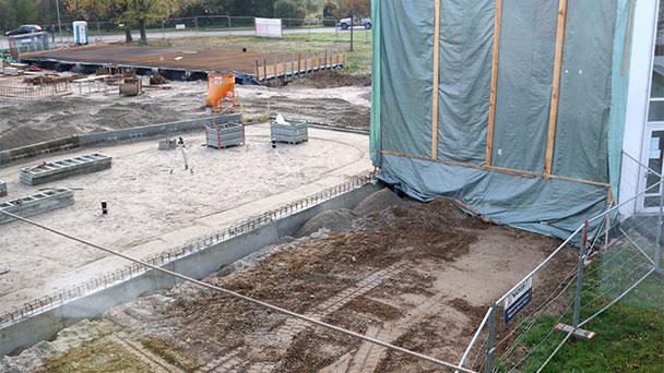 Umbau und Erweiterung der Lothar-von-Kübel-Realschule