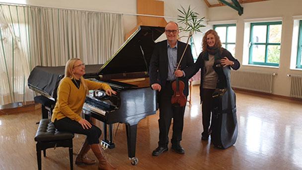 "Matinee zum Beethoven-Jubiläumsjahr in der Musikschule Rastatt – ""Beethoven bei uns"""