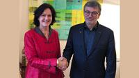 """Schwarz-grüne Signale in Baden-Baden – OB Mergen und Landtagsabgeordneter Behrens """"vereinbaren gute Zusammenarbeit"""""""