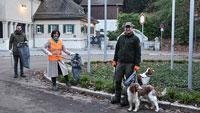 """Putzaktion mit OB Mergen im Stadtwald – """"Beitrag zu einem sauberen und gepflegten Stadtbild"""""""