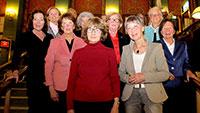 Baden-Badener CDU mit 35 Prozent Frauenanteil vorne in Baden-Württemberg – Beate Wirth als Vorsitzende der Frauen Union wiedergewählt
